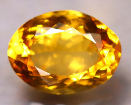 Citrine 5.04Ct Natural VVS Golden Yellow Color Citrine D2009/A2