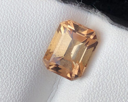 Top Quality 4.05 ct Fancy Cut Topaz