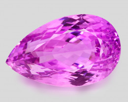 77.00 Ct Pink Kunzite Exceptional Color Top Gemstone PK6