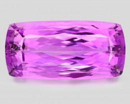 109.85 Ct Pink Kunzite Exceptional Color Top Gemstone PK9