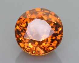 Imperial Zircon 2.06 ct AAA Brilliance Untreated Cambodia Mined SKU.17