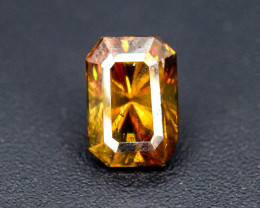 Tanzanian Ultra Fire 1.10 Ct AAA Brilliance  Sphene !G!