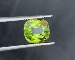 2.45 Carats  Natural  Peridot Gemstone