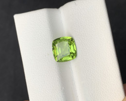 2.80 Carats  Natural  Peridot Gemstone