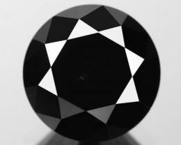 Diamond 2.32 Cts Amazing Rare Fancy Black Color Natural