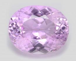 *NoReserve* Kunzite 9.25 Cts Pink Color Natural Loose Gemstone