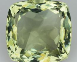 8.95 Cts Prasiolite Stunning Cut and Luster ~ PR37