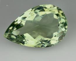 8.23 Cts Prasiolite Stunning Cut and Luster ~ PR39