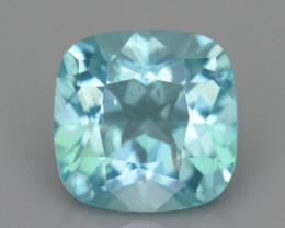 Rare 2.98 ct Amazing Luster Blue Apatite SKU.19