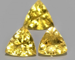 2.65 CTS AMAZING NATURAL RARE GOLDEN YELLOW BERYL