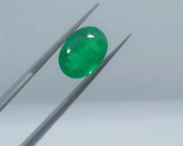 2.40cts Zambian  Emerald , 100% Natural Gemstone