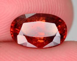 Top Color 1.90 ct Natural Hessonite Garnet~K