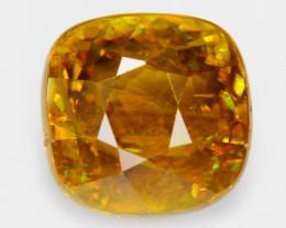 *No Reserve* Sphene 4.06 Cts Excellent Color Change Natural Sphene