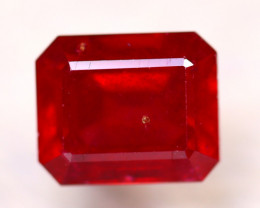 Ruby 7.20Ct Madagascar Blood Red Ruby D2210/A20