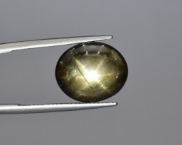 Natural Gold Sheen Star Sapphire 11.08 Cts from Thailand