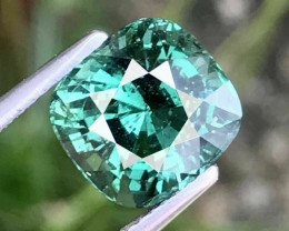 4.30 CT PARAIBA TOURMALINE 100% COPPER BEARING UNHEATED