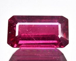 2.95 Cts Natural Pegion Blood Red Ruby - GEMEX