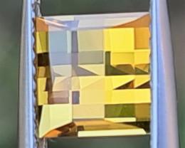 1.90cts *Pixelated*  Yellow Beryl