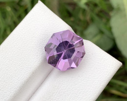 5.85 CTs Natural Amethyst Gemstones◇Brazil