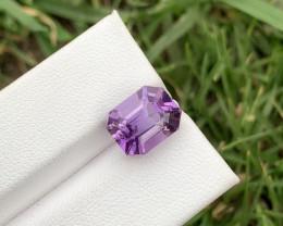 5.20 CTs Natural Amethyst Gemstones◇Brazil