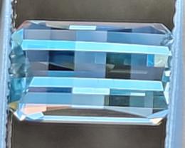 2.17cts  *Pixelated*  Aquamarine,