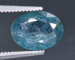1.67 Crt  Grandidierite Faceted Gemstone (Rk-79) is