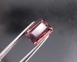 Natrual Pink  Colour Tourmaline Gem From TOPAZ GEMS