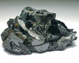 Amazing Natural Rare  Lovely Hematite cluster  specimen 204Cts-P