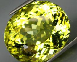45.81 ct. Natural Earth Mined Top Quality Lemon Quartz - IGE Сertified