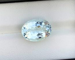 8.65 Carats Natural Aquamarine Gemstones