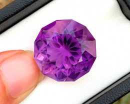 Amethyst Loose Gemstones from Afghanistan ~22.75 Carats