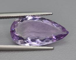 Natural Amethyst 7.77 Cts, Good Quality Gemstone