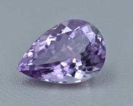 Natural Amethyst 6.11 Cts, Good Quality Gemstone