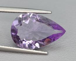 Natural Amethyst 6.46 Cts, Good Quality Gemstone