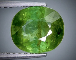 2.27 Crt Natural Tourmaline  Faceted Gemstone.( AB 5)
