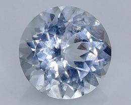 1.56 Crt Natural Aquamarine   Faceted Gemstone.( AB 5)