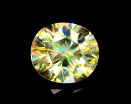 6.50 cts Great Dispersion Sphene Gemstone