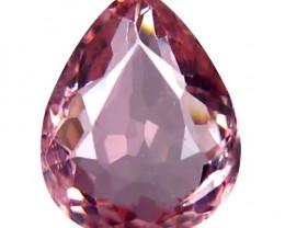 Tourmaline 1.01 Cts Pink Portuguese Cut BGC871 No Reserve