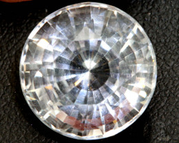 9.10 CTS  FACETED CLEAR CRYSTAL QUARTZ    PG-1492
