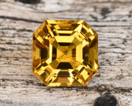 2.11cts Golden Yellow Beryl (RBE27)