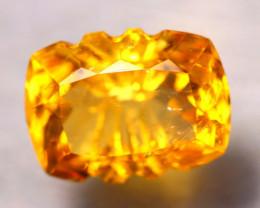 Citrine 7.22Ct Natural Golden Yellow Color Citrine E2506/A2