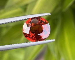 Natural Spessartite 4.25 Cts Top Color Gemstone