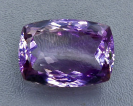 22.13 Crt  Ametrine Faceted Gemstone (Rk-80)