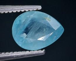 1.12 Crt  Grandidierite Faceted Gemstone (Rk-80)