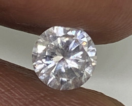 (3) Precious 0.52cts VS2 White Loose Diamond Round  Natural