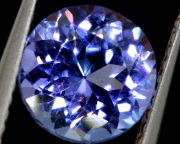 2.30 CTS  TANZANITE  FACETED  STONE   PG-112