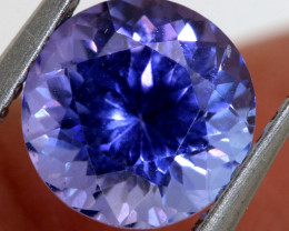 1.70 CTS  TANZANITE  FACETED  STONE   PG-127