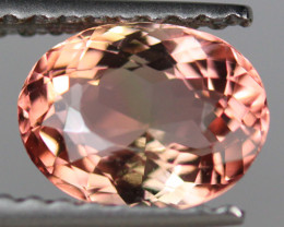 1.23 CT Excellent Cut AAA Mozambique Pink Tourmaline-PTA779