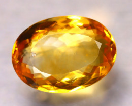 Citrine 5.34Ct Natural Golden Yellow Color Citrine D2606/A2