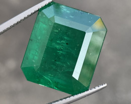 20.12 Cts Natural Zambian Emerald Top Shade Opaque Good Quality